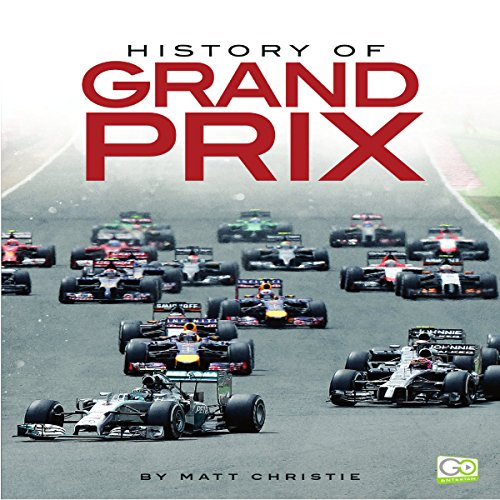 History of Grand Prix audiobook cover art