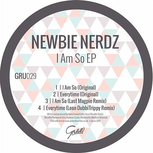 Amazon.com: Everytime (Leon DubbyTrippy Remix): Newbie Nerdz ...