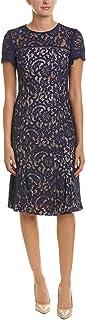 Eliza J Women's Lace Midi Sheath Dress