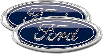 2004-2014 Ford F150 Front Grille Tailgate Emblem, Oval 9