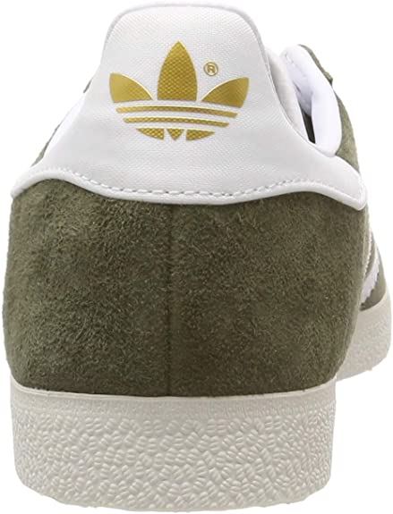 Amazon.com | adidas Originals Women's Gazelle Sneakers (5.5, Green ...
