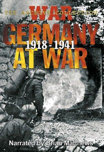Germany At War 1918-1941 [DVD] [Edizione: Regno Unito]