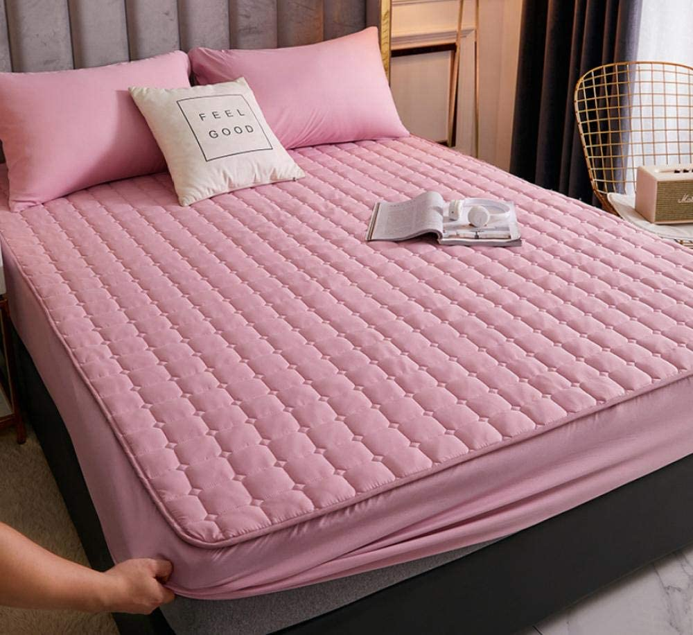 XLMHZP Super KingFitted Sheets Quilted NEW before selling ☆ Single Sheet Bed Th favorite Piece