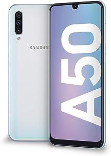 comprar comparacion Samsung A50 White 6.4