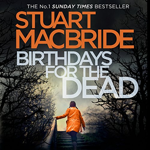 Birthdays for the Dead audiobook cover art