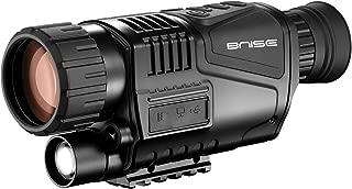 7x31MM Dispositif Espion Infrarouge pour la Chasse Jumelle Vision Nocturne Num/érique pour la Photographie et la Vid/éo Grand /Écran de 4 Pouces et Distance Visible Jusqu/à 1300 Pieds