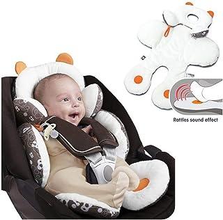 Sungpunet Baby Buggy Autositz H/änge-Spielzeug Spiral-Kinderwagen Autositz Spielzeug und Elefant Aufbewahrungstasche
