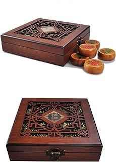 Maoershan Classic Bamboo Chinese Chess Gift Set