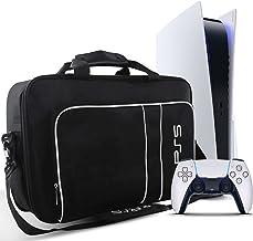 Borsa PS5, Borsa Trasporto PS5 per Sony PS5 Console Digital Edition/Edizione Regolare e Controller, Custodia Trasporto Pro...