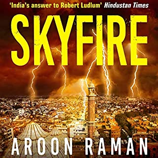 Skyfire cover art
