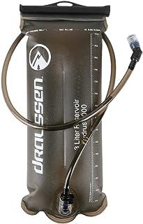 Draussen Hydrus Hydration Bladder for Hydration Packs, Hydration Reservoir for Hiking, Camping, Cycling, Biking. BPA Free ...