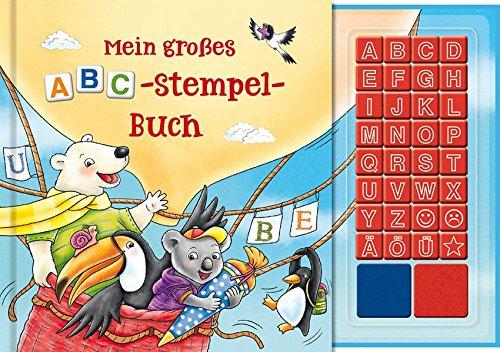 Mein großes ABC-Stempelbuch