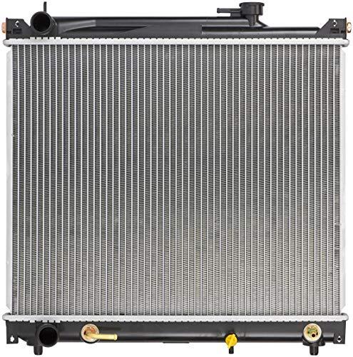 Spectra Premium CU2087 Complete Radiator