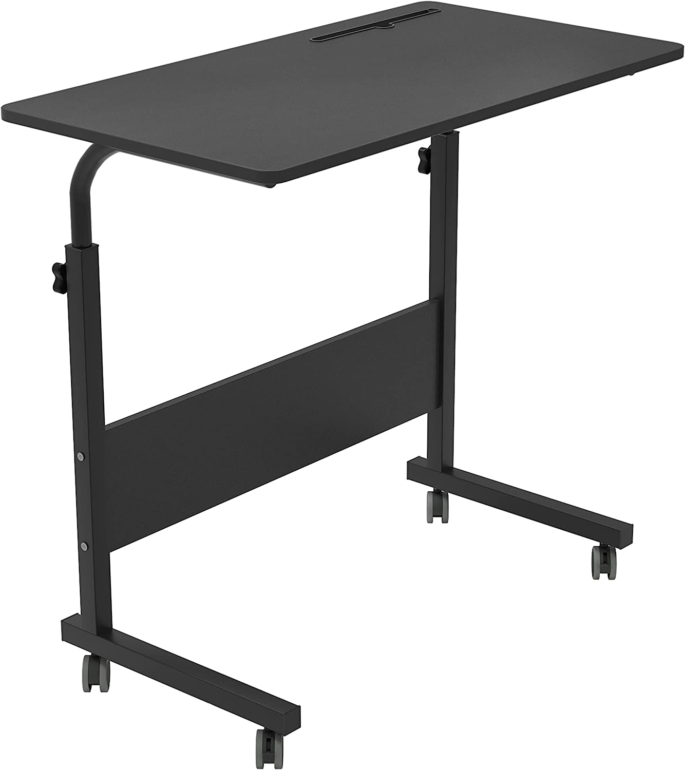 Soges 31.5 55% OFF inches Side Table with Movable Tablet Adjustable favorite Slo
