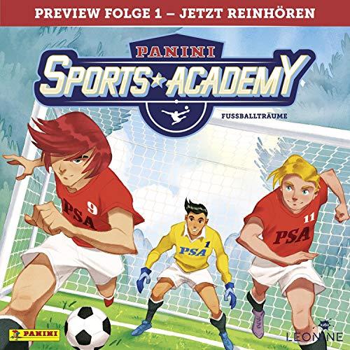 Fußballträume Titelbild