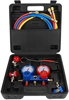 Air Conditioning Tools & Equipment MagiDeal Compression Tester Kit