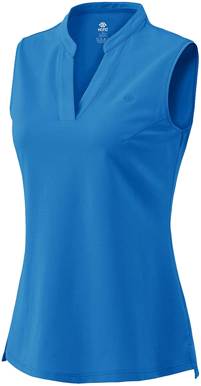 JINSHI Women's Sleeveless Polo Shirts Lightweight Golf Brand Cheap Sale Venue Cheap sale