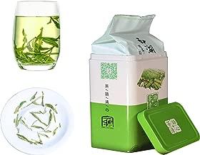 JQ Xihu Longjing Green Tea - Authentic Hangzhou Origin – West Lake Dragon Well Loose Leaf - (Second Grade - 5.3 oz/1 bag) Natural Nothing Add