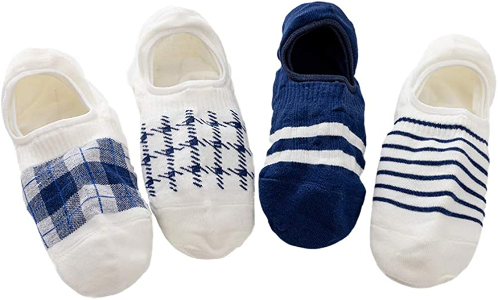 No Show Socks for Men and Women Performance Cotton Cushioned Athletic Socks Low Cut Ankle Socks Casual Cotton Socks