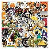 Set Up Cartoon Bitcoin Crypto-Virtual Moneda Btc Pegatina Casco Niños Diy Laptop Mixto Monopatín Maleta 50pcs