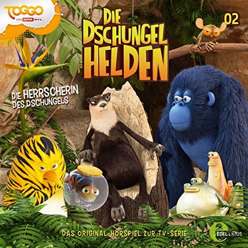 Die Herrscherin des Dschungels     Die Dschungelhelden 2              Autor:                                                                                                                                 Thomas Karallus                               Sprecher:                                                                                                                                 Thomas Karallus,                                                                                        Michael Pan,                                                                                        Lutz Schnell,                   und andere                 Spieldauer: 1 Std. und 8 Min.     Noch nicht bewertet     Gesamt 0,0