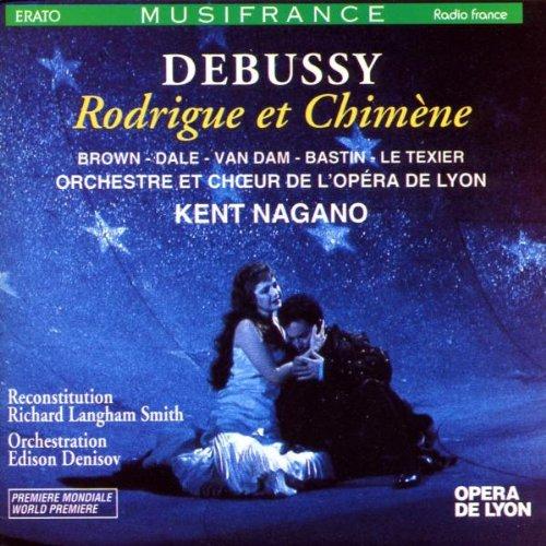 Debussy - Rodrigue et Chimène