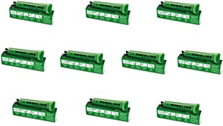 Pack of 10 - Boroline Anti-Septic Cream - Cures Cuts, Wounds, Cracked Heels, General Skin Infections