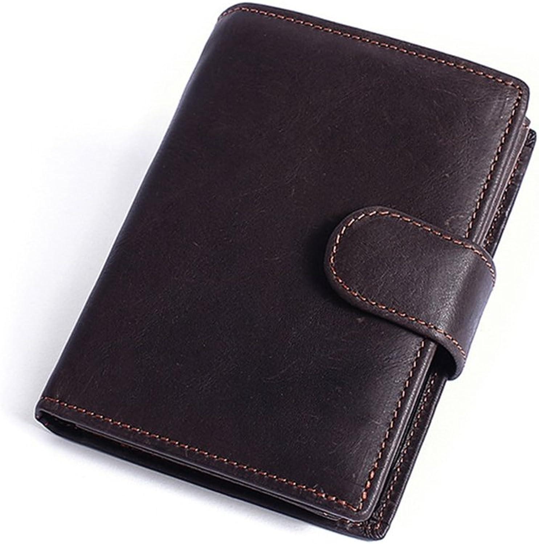 Sucastle Herren Leder Geldbörsen Portemonnaie Brieftasche RFID Schutz Große Große Große Kapazität Vintage Design, 2 B07DNH6MRR 74883c