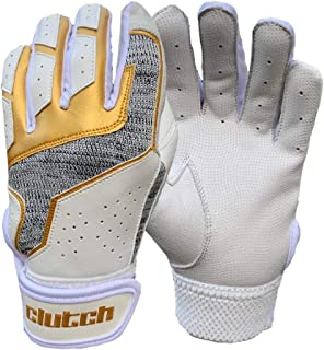 Clutch Sports Apparel Pro Series Baseball and Softball Batting Gloves