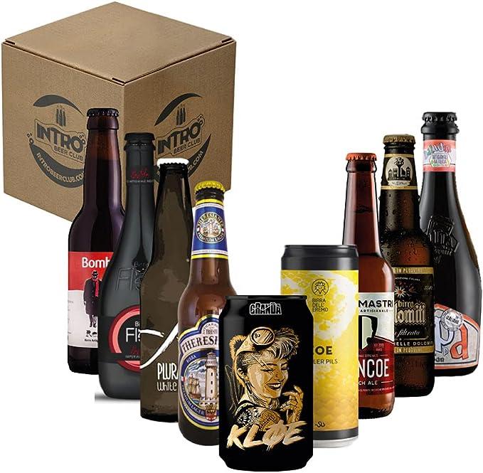 47 opinioni per INTRO BEER CLUB Box Degustazione Birre Artigianali- Selezione di Birre dal