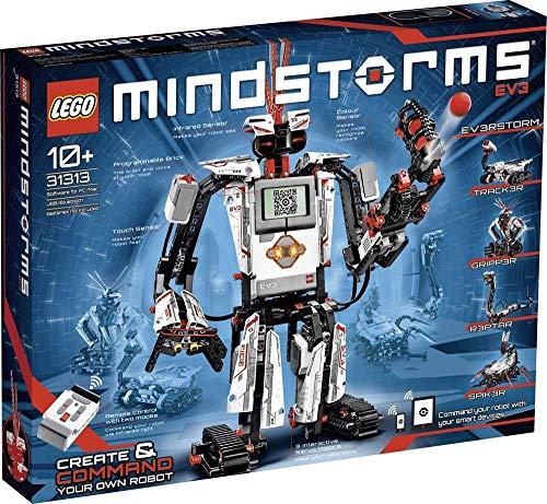 LEGO Mindstorms EV3 programmierbarer Roboter (31313)- Französische Sprache