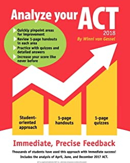 Analyze Your ACT - 2018