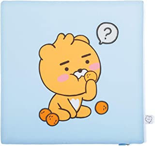 KAKAO FRIENDS Official- Lazy Sunday Memory Foam Comfort Seat Cushion (Ryan)