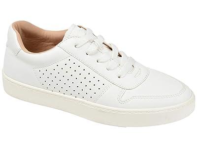 Journee Collection Comfort Foamtm Elle Sneaker (White) Women