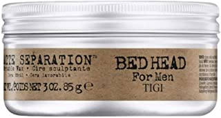 Bed Head Men Matte Separation Workable Wax by TIGI- 3oz (2pk)
