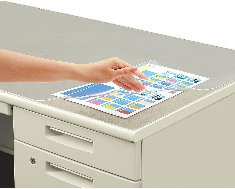 Kokuyo desk mat soft (olefin and transparent) [Ma-1867M] (japan import)