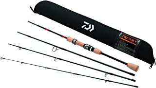 Daiwa Presso Ultralight Pack Spinning Rod 4-Piece