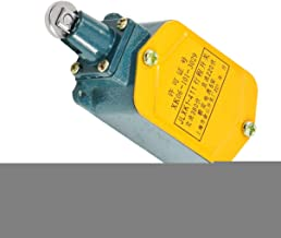 Aexit JLXK1-411 AC380V Industrial Switches DC220V 5A Roller Plunger Momentary Limit Switches Limit Switch