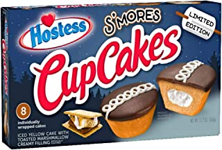 Hostess Limited Edition Cupcakes 12.7oz (S'mores)