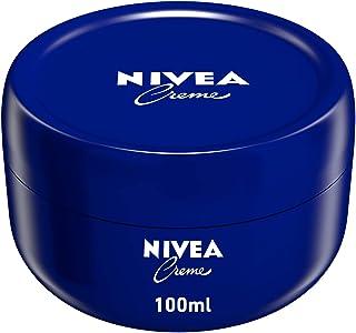NIVEA Creme, Universal All Purpose Moisturizing Cream, Jar 100ml