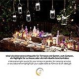 SONNENGLAS® Solarlampe / Solar-Laterne im Einmachglas - 3