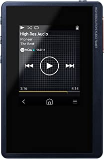 Pioneer Portable Hi-Res Audio Player Private XDP-20 Japan Genuine Navy Blue