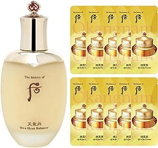 【フー/The history of whoo] Whoo 后 CK01 Hwahyun Balancer/后(フー) 天気丹(チョンギダン) ファヒョンバランサー150ml + [Sample Gift](海外直送品)