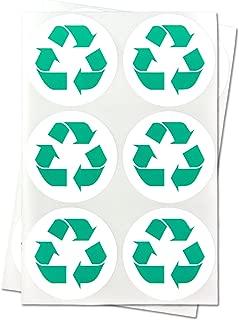 Best green arrow logo sticker Reviews