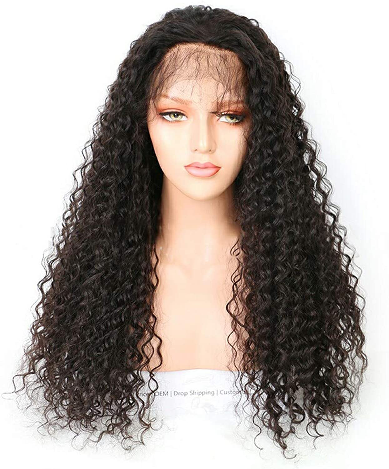 Full Lace Wigs with Baby Hair Body Wave Glueless Wavy 360 Lace Wig Pre Plucked Natural Hairline Virgin Human Hair Wigs for Black Women 150% Density