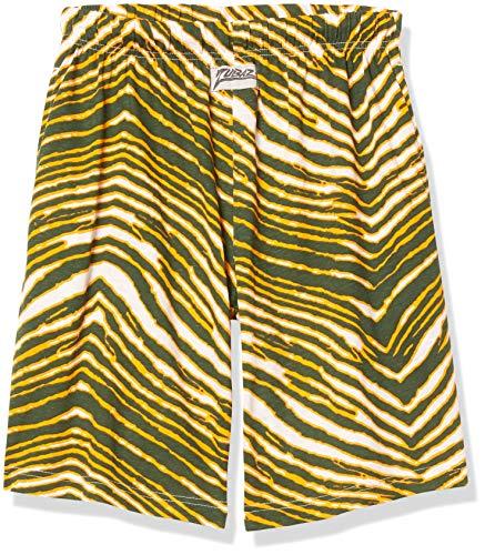 Zubaz mens Zebra Shorts, Multi, X-Small US