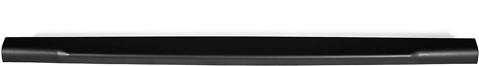 Replacement Rear Black Tailgate Molding Cap for 07-16 Ford F-250 SD, F-350 SD, F-450 SD, F-550 SD FO1904104 (2007, 2009, 2010, 2011, 2012, 2013, 2014, 2015, 2016)
