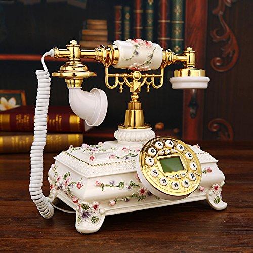 motes uvar WiFi–Tarjeta, Europea antigüedad Teléfono––Fijo, Mode–originalität, High–End–Teléfono, Retro–Amer ikanischen estilo