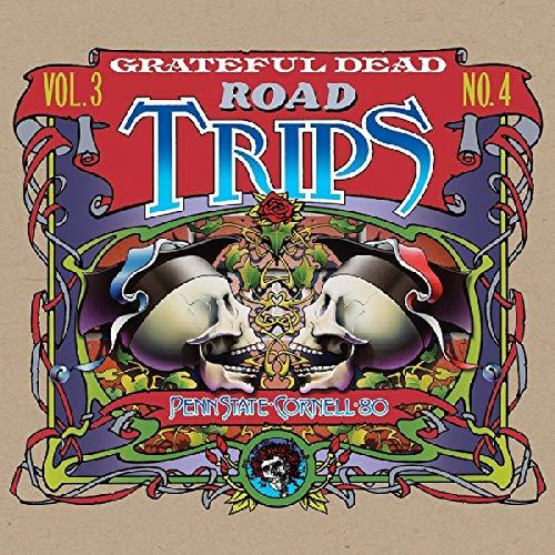 Road Trips Vol. 3 No. 4--Penn State/Cornell '80 (3-CD Set)