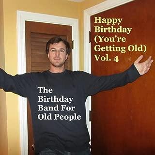 Happy Birthday Kelvin (You're Getting Old)